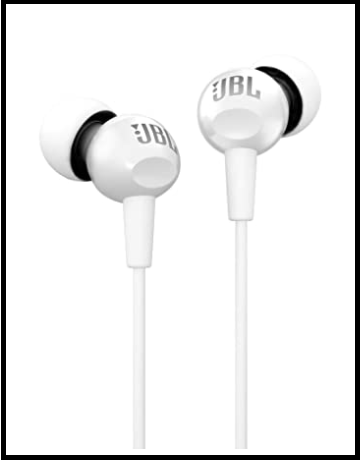 JBL C100SI IN-EAR EARPHONE