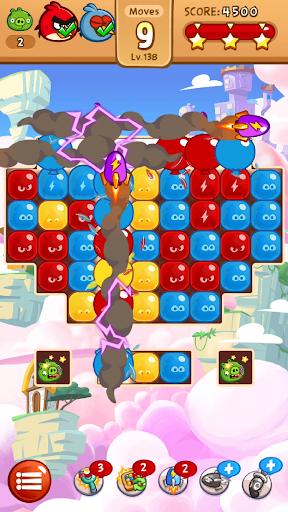 Angry Birds Blast APK MOD screenshots 2