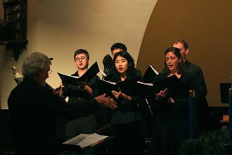 Photo: Dec. 3, 2006: Sacred Music from Italy & Germany. St. John's Episcopal Church