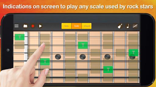 Guitar Solo HD ud83cudfb8 2.8 screenshots 5