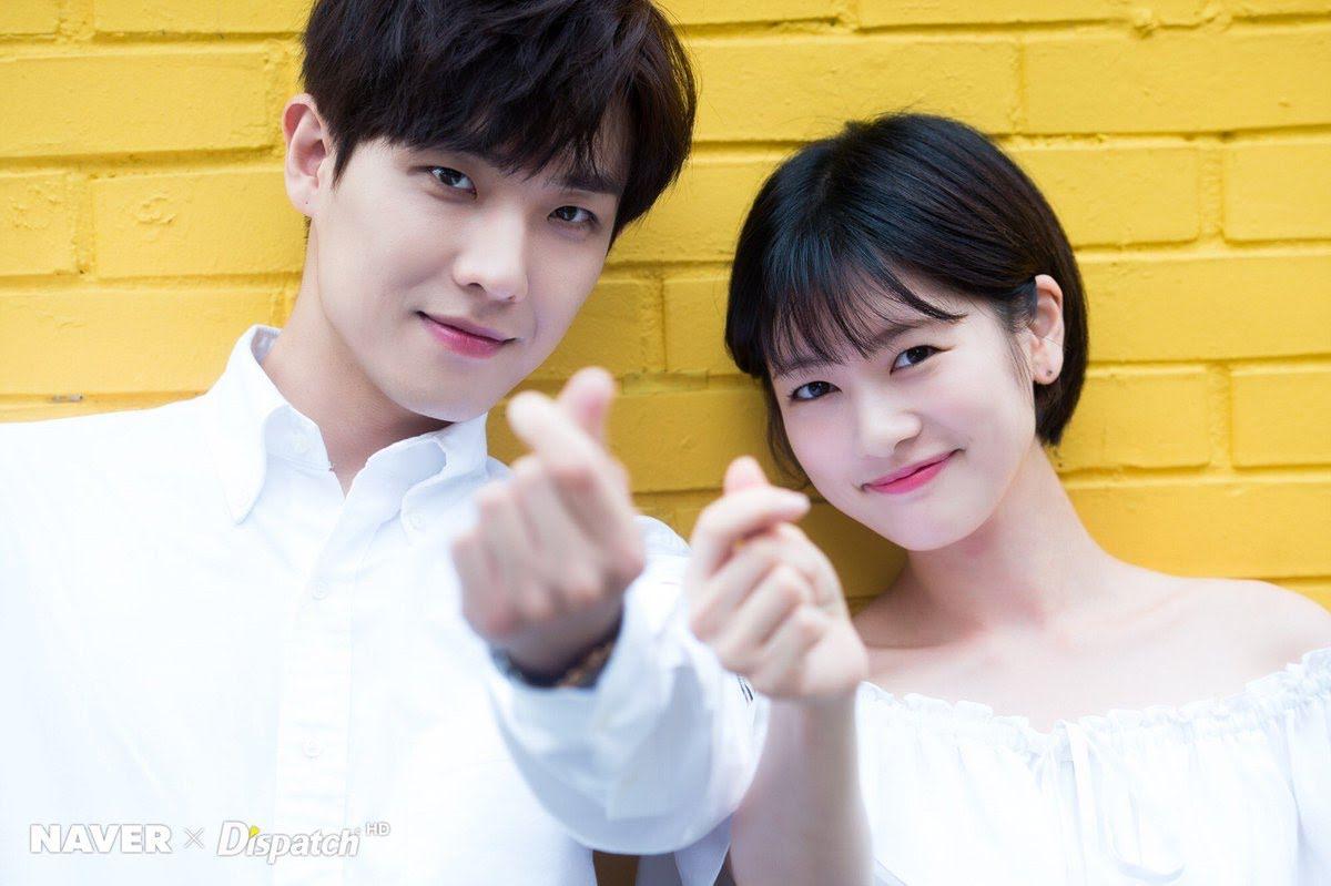 Lee Joon dan Jung So Min