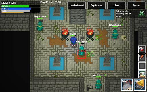 Heroes & Rats MMORPG Online painmod.com screenshots 4