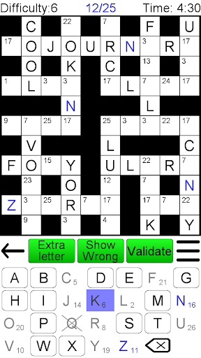 Codeword screenshots 1