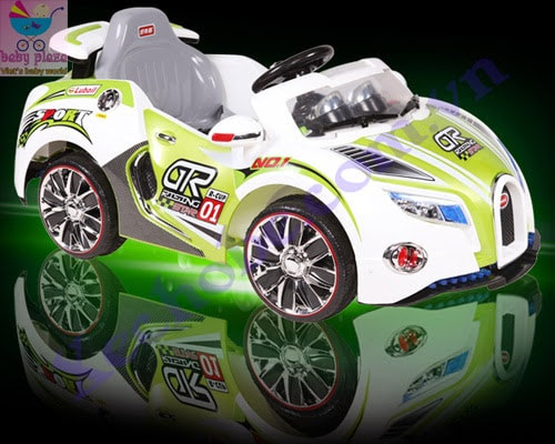 xe hơi điện cho bé SX1118 4