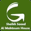Sheikh Saeed Al Maktoum House icon