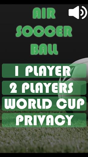 Air Soccer Ball u26bd ud83cuddfaud83cuddf8 2.7 screenshots 1