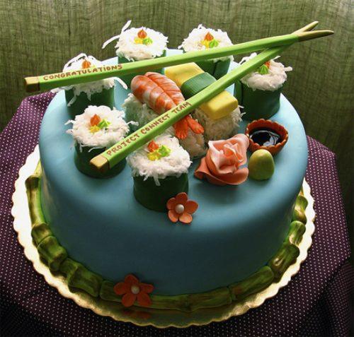 Unique Cake Art Prezup for