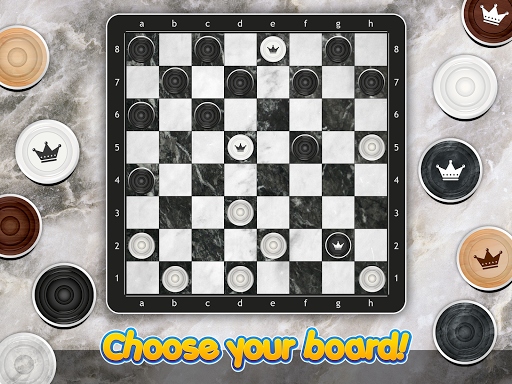 Checkers Plus - Board Social Games screenshots 8