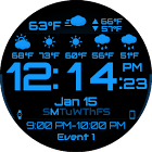 Carbide WatchMaker Watch Face [Gear S3/AW] icon