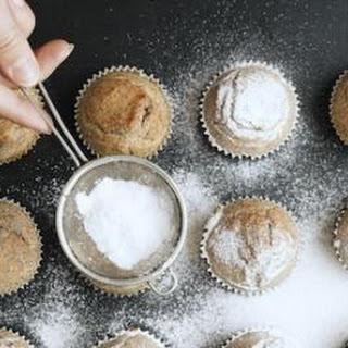 Petite Passionfruit Cakes.