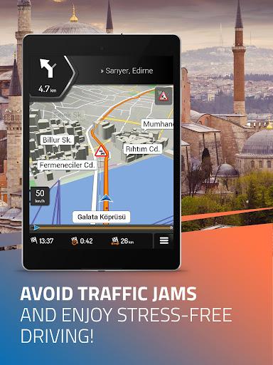 iGO Navigation screenshot 7