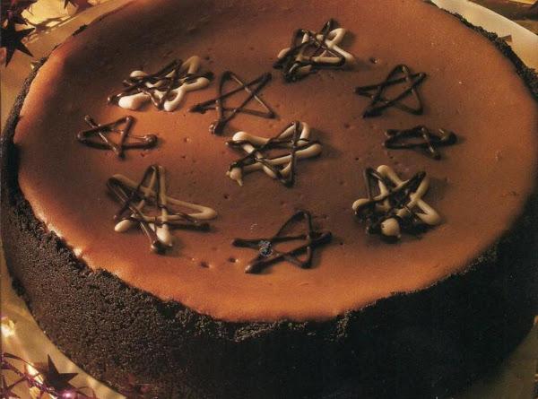 Double Chocolate Cheesecake Recipe