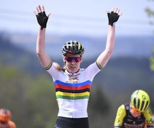 Flèche Wallonne : la championne du monde dompte encore une fois le Mur de Huy !