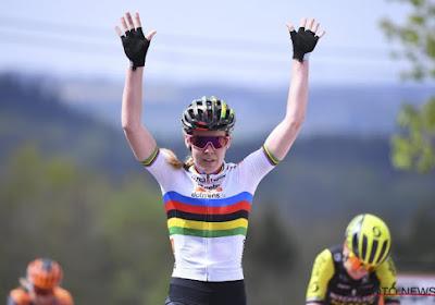 'Koningin van Hoei' wordt 31 jaar, kan ze zichzelf een verjaardagscadeau schenken met winst in de Amstel Gold Race?