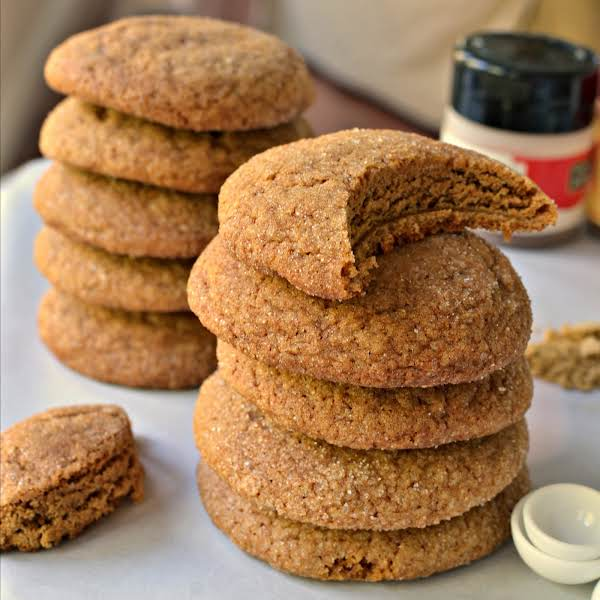 These Scrumptious Soft Gingerbread Cookies Are So Full Of Flavor, Slightly Crispy On The Edges And Soft And Chewy On The Inside.