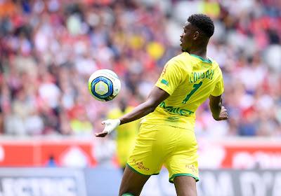 Ligue 1 : Kalifa Coulibaly n'a pas pu trouver l'ouverture contre l'Olympique Marseille
