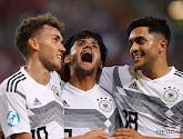 Duitsland en Turkije maken er leuke partij van, maar Duitsers weten weer niet te winnen