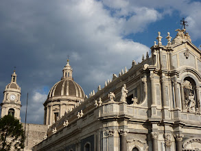 Photo: Catania, Dom