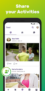 Running & Walking GPS FITAPP Mod Apk (Premium Lifetime Subscription) 5