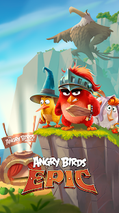 Angry Birds Epic RPG 1.4.1 APK + DATA