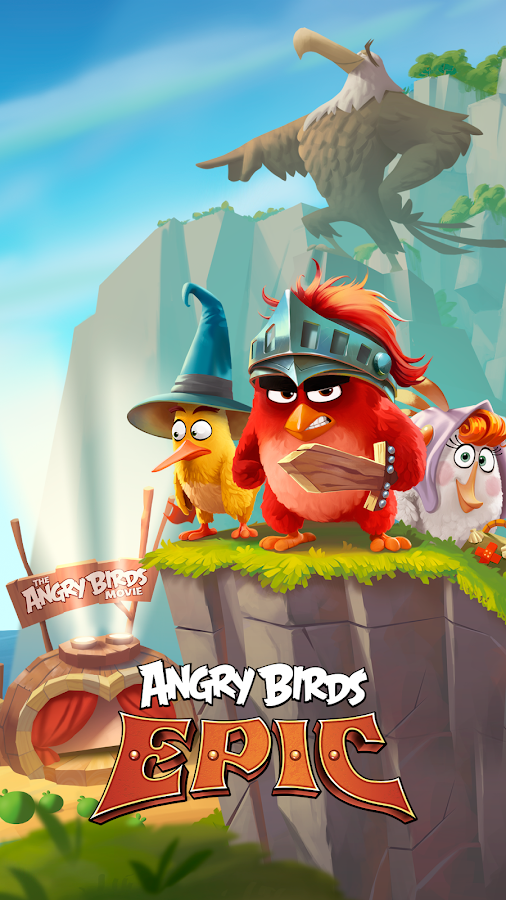 free angry birds games to play now