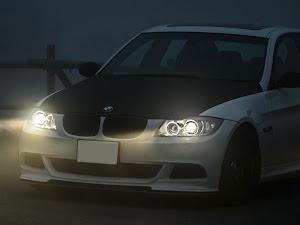 3シリーズ セダン  E90 325i Mスポーツのカスタム事例画像 BMWヒロD28さんの2020年11月24日19:32の投稿