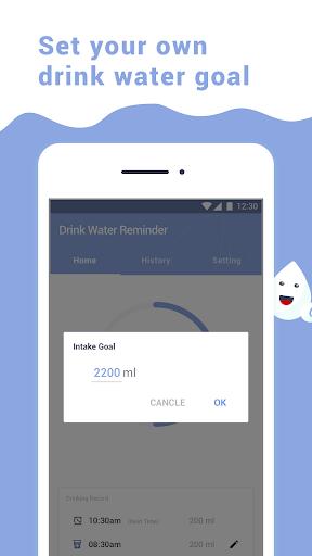 Hydration Tracker screenshot 2