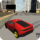 Burnout Car Drive Simulator 3D icon