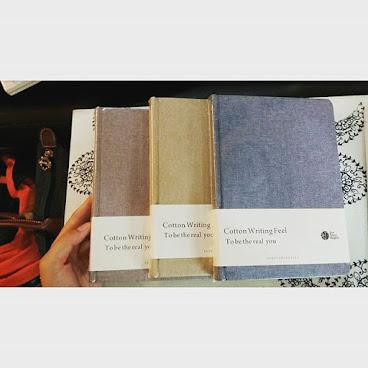 布質簿簿,紙質非常好,只賣$38  #素描簿#素描本#布質簿