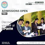 3 Years Job oriented Program at DPGITM