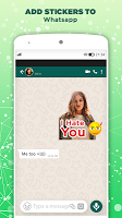 screenshot of Sticker Maker for WhatsApp