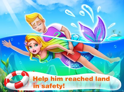 Mermaid Secrets5-Sea Rescue - náhled