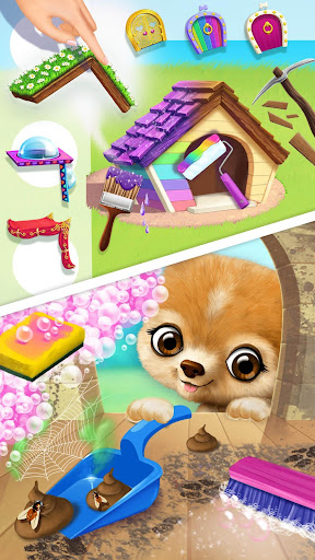 Sweet Baby Girl Cleanup 5 - Messy House Makeover  screenshots 2