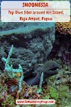 Top Dive Sites, Kri Island, Raja Ampat, Papua