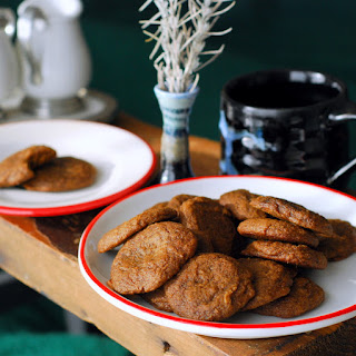 Maple Molasses Cookies Recipes