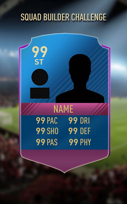 FUT 17 Card Creator FIFA - screenshot
