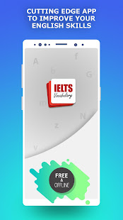 App IELTS preparation app. Learn English vocabulary APK for Windows Phone