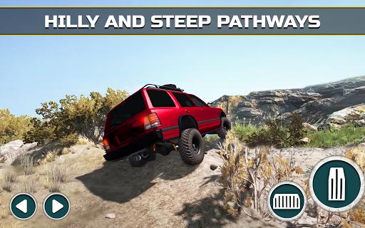 Off road 4X4 Jeep Racing Xtreme 3D 2 1.0.8 screenshots 1