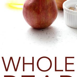 Whole Pear Crisp.