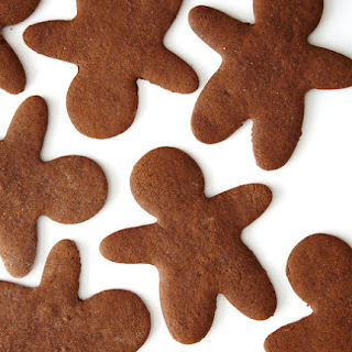 Spicy Gingerbread Men