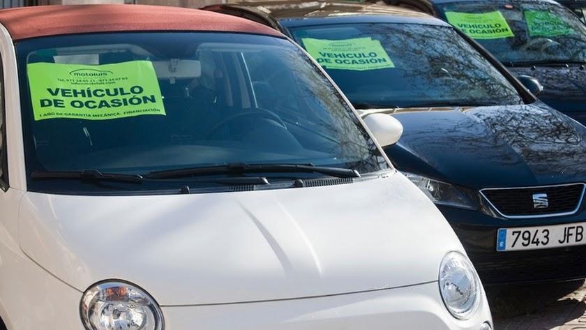 El mercado del vehículos de ocasión es muy dinámico en la provincia