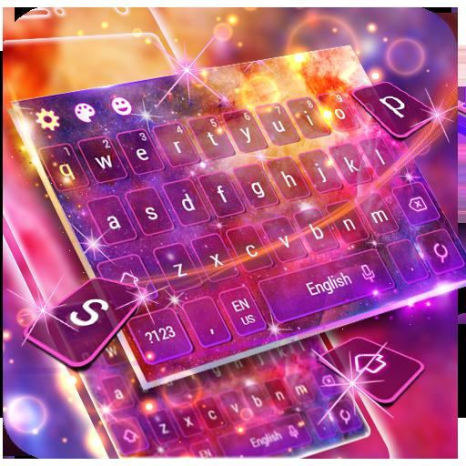 Dreamer Galaxy Keyboard