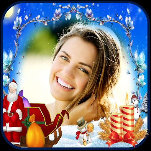 圣诞照片Frame'15 娛樂 App LOGO-APP試玩
