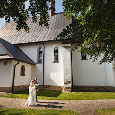 Wedding photographer Krzysztof Jaworz (kjaworz). Photo of 27.08.2018