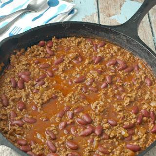 Basic Beef Chili
