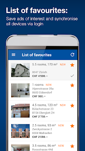 ImmoScout24 Switzerland- screenshot thumbnail
