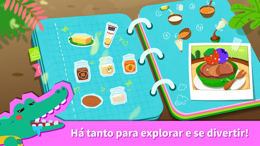 Banquete na floresta do Pandinha - Festa divertida screenshot 5