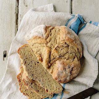 Irish Buttermilk Soda Bread.