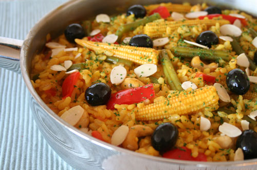 10 best spanish paella recipes without seafood forumfinder Image collections
