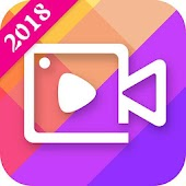 Beauty Video Editor,Cut,Music & Square Pic Collage
